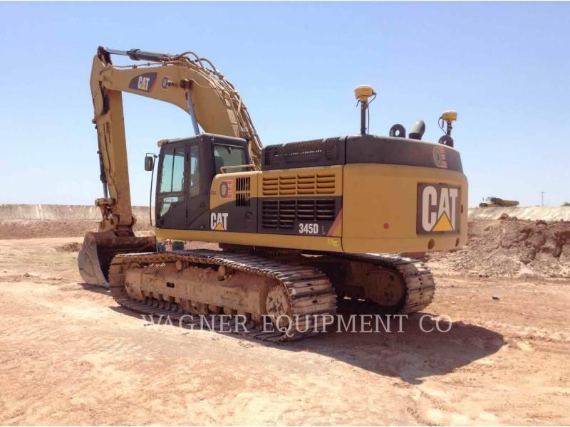 CATERPILLAR TRACK EXCAVATORS 345DL equipment  photo 3