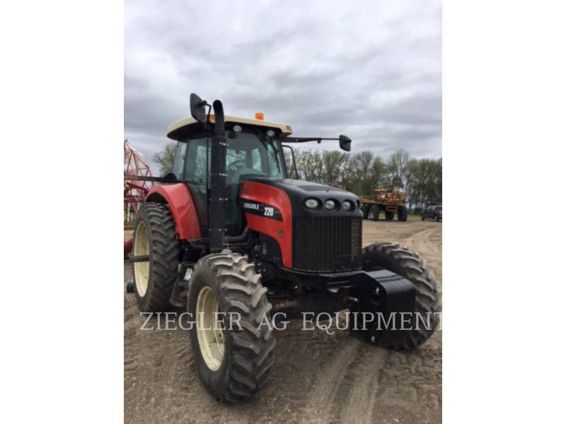 VERSATILE TRACTEURS AGRICOLES 220 equipment  photo 2