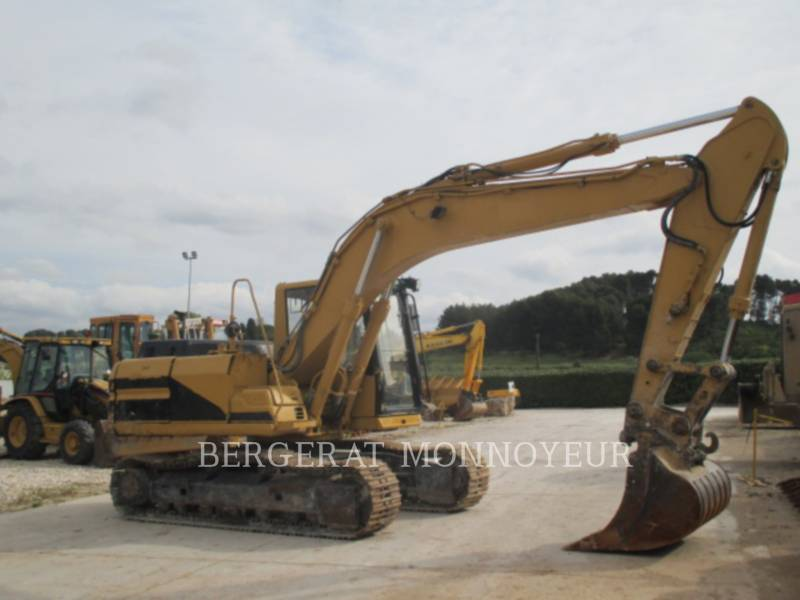 CATERPILLAR TRACK EXCAVATORS 318B equipment  photo 3