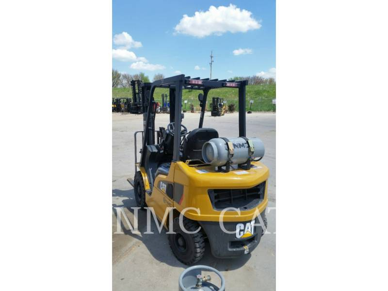CATERPILLAR LIFT TRUCKS CARRELLI ELEVATORI A FORCHE 2P50004_MC equipment  photo 3