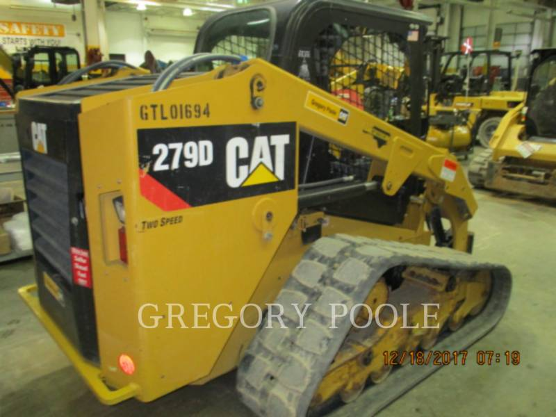 CATERPILLAR DELTALADER 279D equipment  photo 5