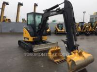 Equipment photo JOHN DEERE 35G EXCAVATOARE PE ŞENILE 1