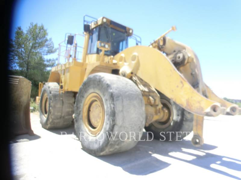 CATERPILLAR CARGADORES DE RUEDAS 990 equipment  photo 7