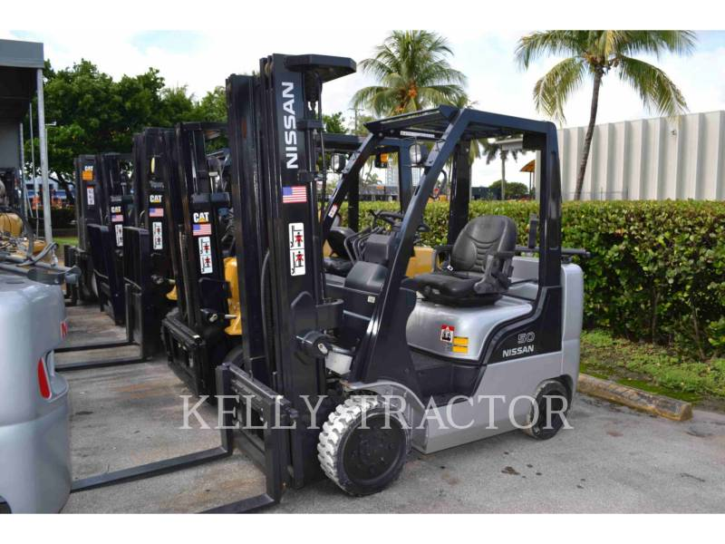 NISSAN FORKLIFTS FORKLIFTS CF50LP equipment  photo 1