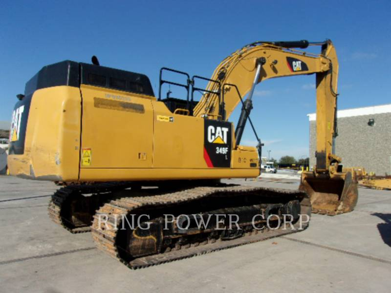 CATERPILLAR RUPSGRAAFMACHINES 349FL equipment  photo 3