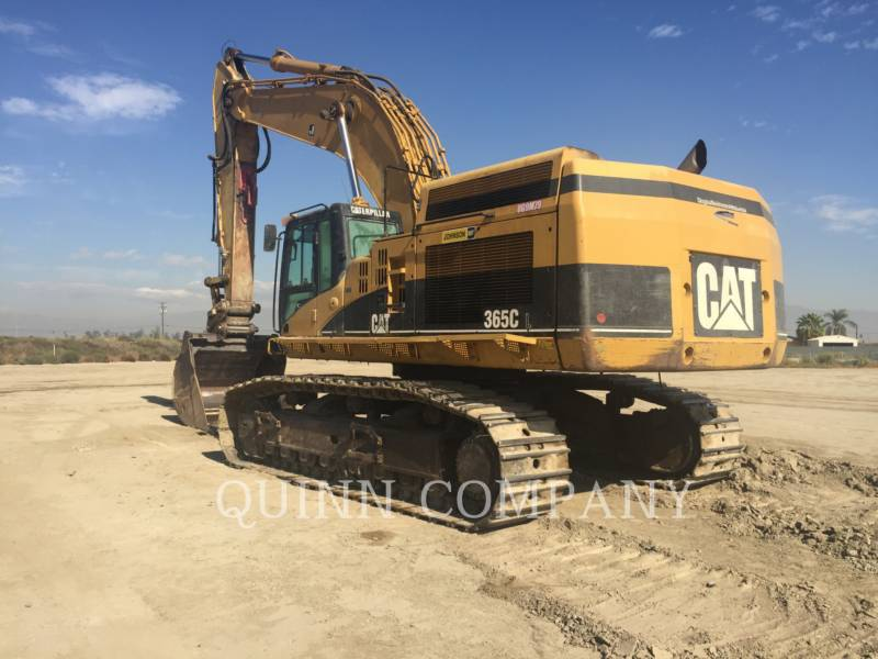 CATERPILLAR ESCAVATORI CINGOLATI 365CL equipment  photo 4