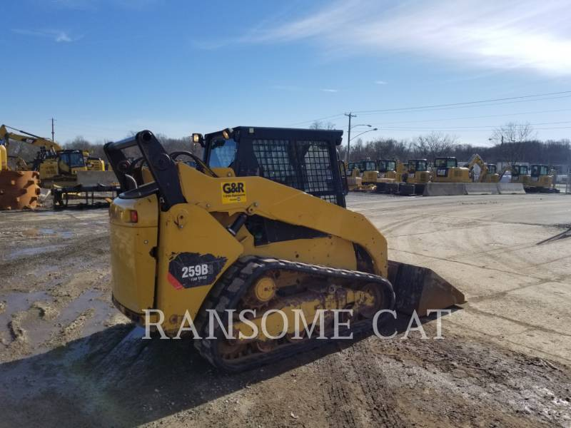 CATERPILLAR SKID STEER LOADERS 259B3 equipment  photo 3