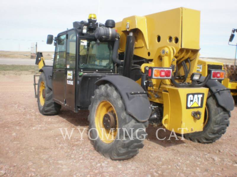 CATERPILLAR ŁADOWARKI TELESKOPOWE TL1255C equipment  photo 3