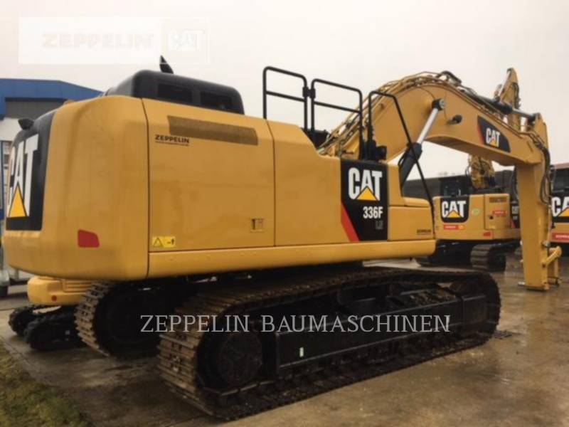 CATERPILLAR PELLES SUR CHAINES 336FLNDCA equipment  photo 13