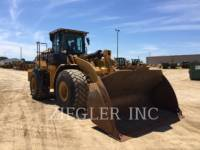Equipment photo CATERPILLAR 972M CHARGEURS SUR PNEUS MINES 1