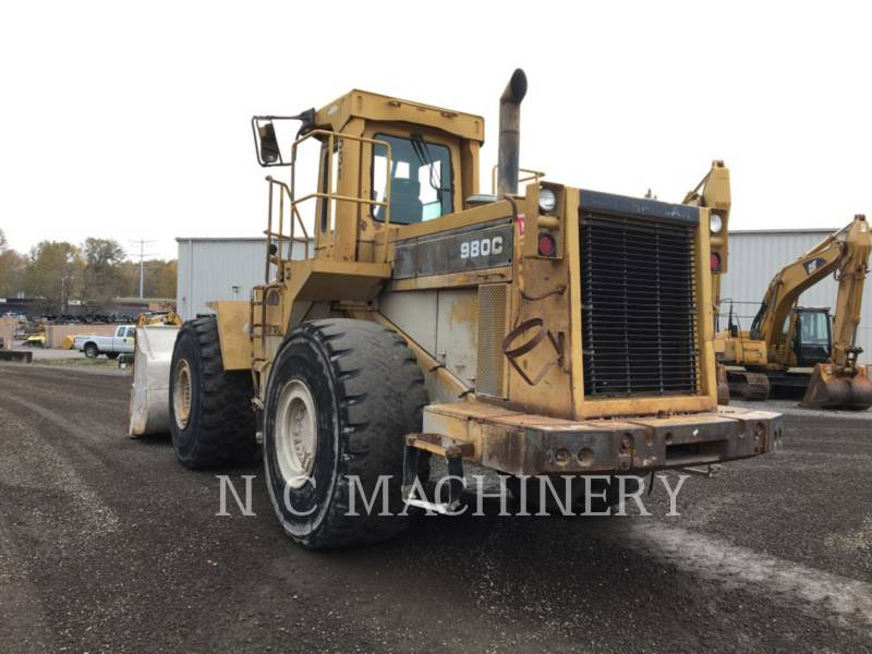 CATERPILLAR WHEEL LOADERS/INTEGRATED TOOLCARRIERS 980C equipment  photo 3
