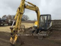 KOBELCO / KOBE STEEL LTD TRACK EXCAVATORS SK60 equipment  photo 1