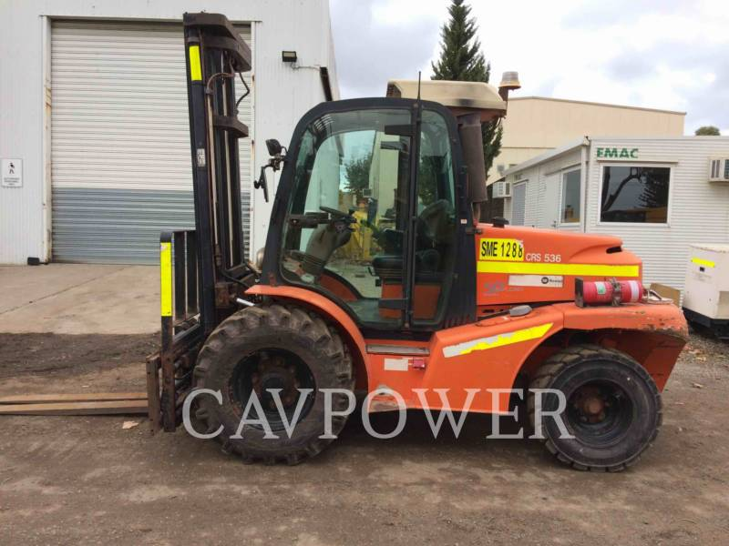 OTHER FORKLIFTS MAST 50 EXPLORER 2WD. equipment  photo 15