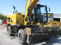 CATERPILLAR WHEEL EXCAVATORS M322D equipment  photo 5