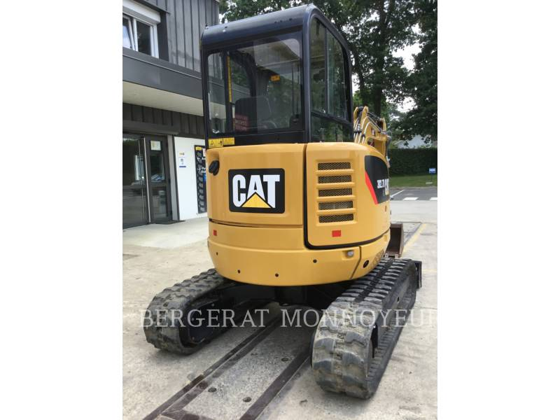 CATERPILLAR TRACK EXCAVATORS 302.7DCR equipment  photo 5