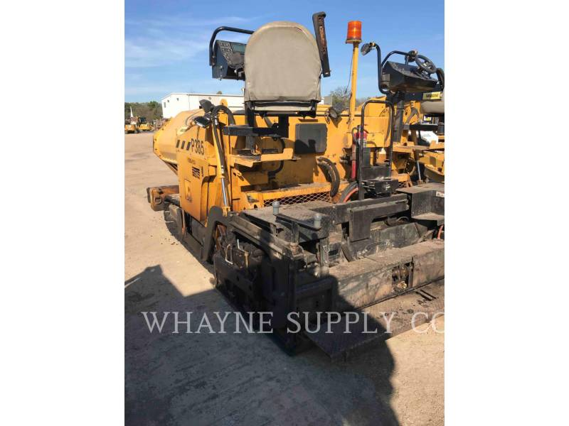 WEILER ASPHALT PAVERS P385A equipment  photo 8