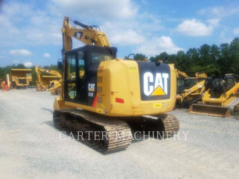 CATERPILLAR TRACK EXCAVATORS 313 F L GC equipment  photo 4