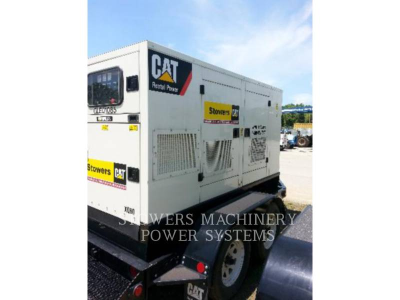 CATERPILLAR MOBILE GENERATOR SETS XQ60 equipment  photo 2