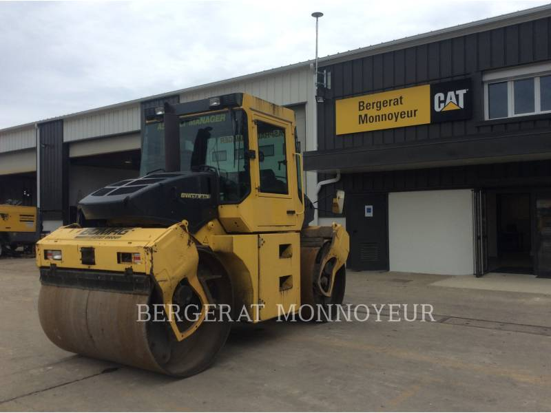 BOMAG COMPACTORS BW174 equipment  photo 2