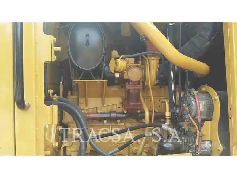 CATERPILLAR NIVELEUSES 140M equipment  photo 14