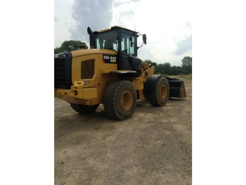 CATERPILLAR PALE GOMMATE/PALE GOMMATE MULTIUSO 926M equipment  photo 19