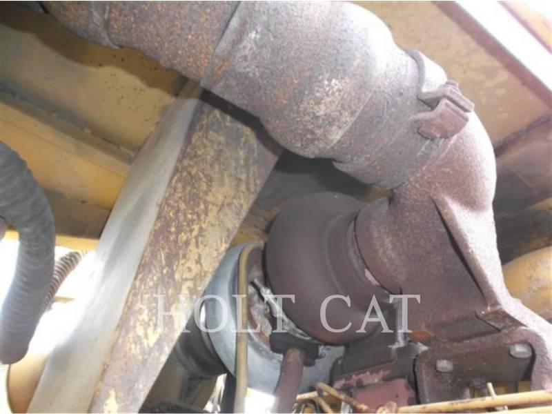 CATERPILLAR WHEEL TRACTOR SCRAPERS 615 equipment  photo 19