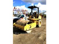 CATERPILLAR COMPACTEUR VIBRANT, MONOCYLINDRE LISSE CS-433E equipment  photo 1