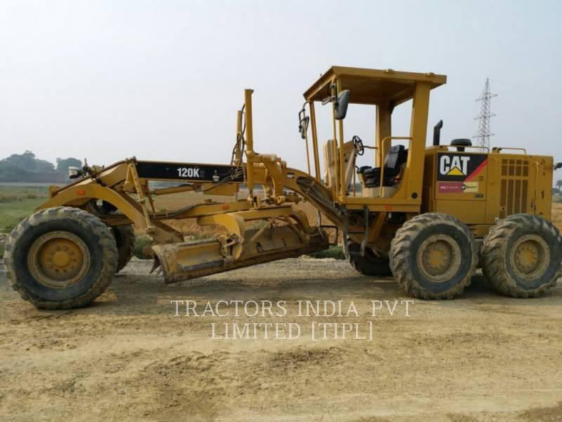 CATERPILLAR 鉱業用モータ・グレーダ 120K2 equipment  photo 2