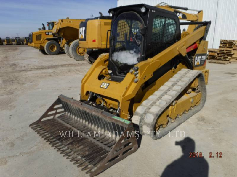 CATERPILLAR PALE CINGOLATE MULTI TERRAIN 299D XHP equipment  photo 11