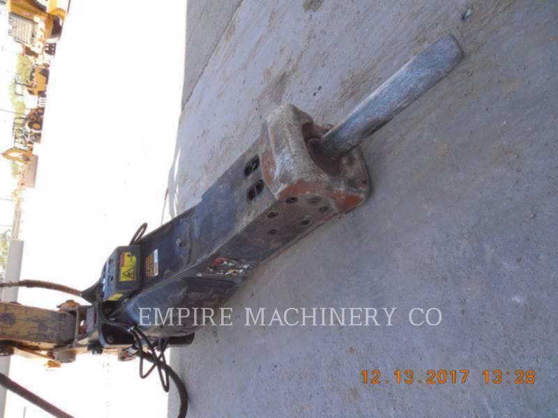 CATERPILLAR WT - ハンマー H115ES equipment  photo 1