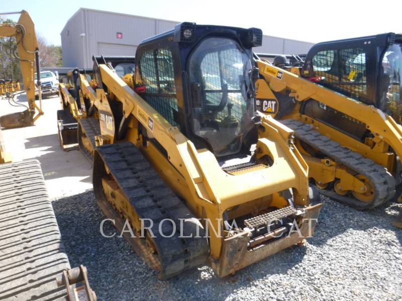 CATERPILLAR CHARGEURS SUR CHAINES 299D equipment  photo 1