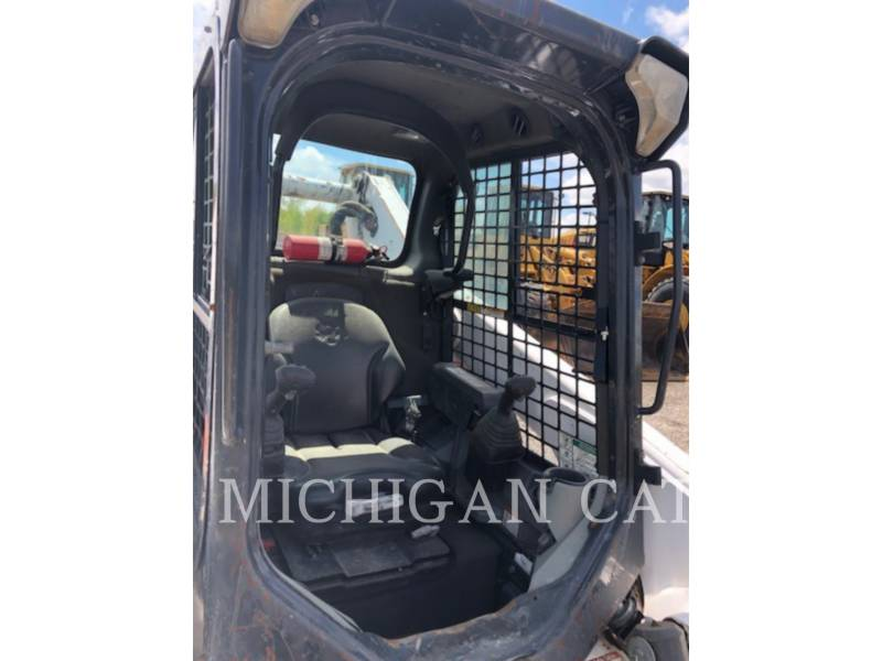 BOBCAT CHARGEURS COMPACTS RIGIDES S850 equipment  photo 5