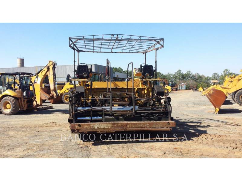 CATERPILLAR PAVIMENTADORA DE ASFALTO AP-1050 equipment  photo 8