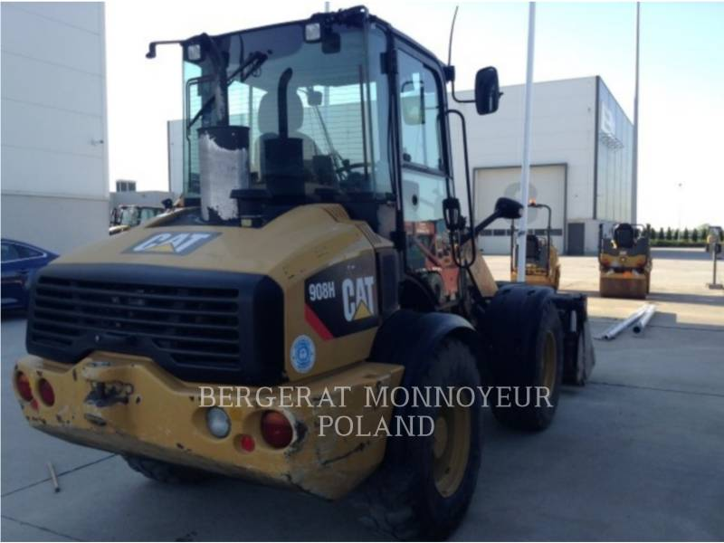 CATERPILLAR WHEEL LOADERS/INTEGRATED TOOLCARRIERS 908H equipment  photo 2