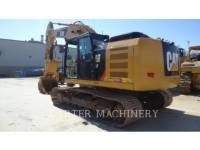 CATERPILLAR ESCAVATORI CINGOLATI 323 F L equipment  photo 4