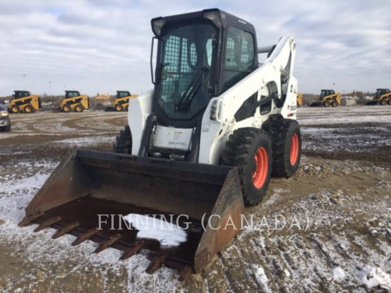 BOBCAT SCHRANKLADERS S770 equipment  photo 1
