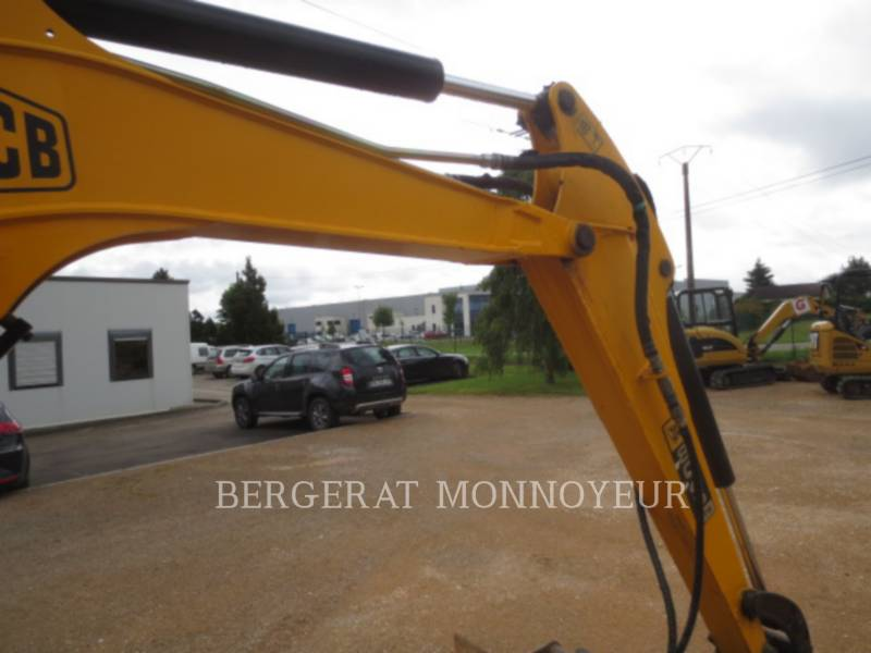 JCB PELLES SUR CHAINES 8045 equipment  photo 13