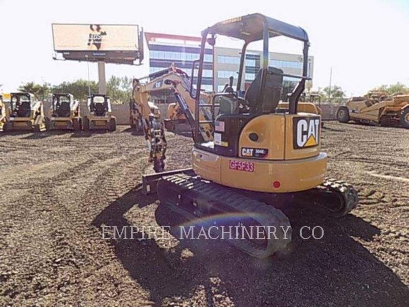 CATERPILLAR EXCAVADORAS DE CADENAS 304E2 OR equipment  photo 3