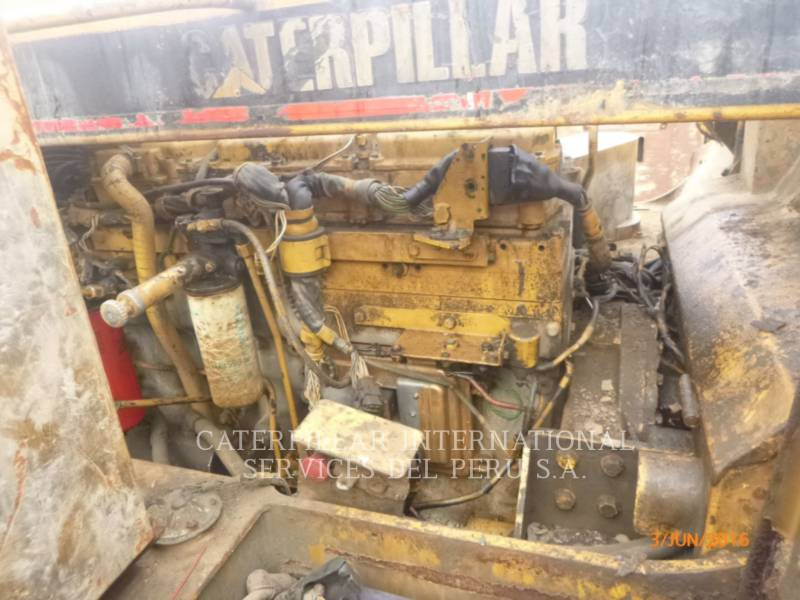 CATERPILLAR UNDERGROUND MINING LOADER R1600G equipment  photo 8