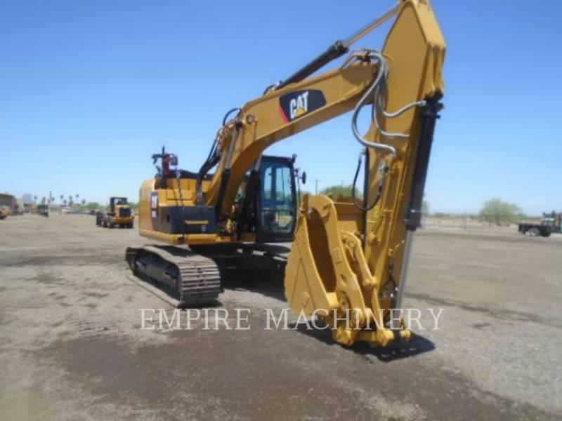 CATERPILLAR TRACK EXCAVATORS 320ELRR equipment  photo 1