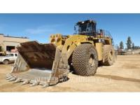 Equipment photo Caterpillar 993 K ÎNCĂRCĂTOR MINIER PE ROŢI 1