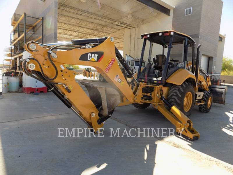 CATERPILLAR TERNE 420F2IT equipment  photo 2