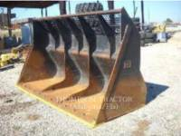 Equipment photo CAT WORK TOOLS (SERIALIZED) IT38G WHEEL LOADER/BUCKET CHIP WT - CAÇAMBA 1