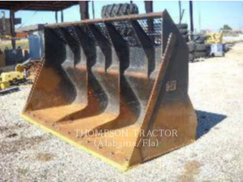 CAT WORK TOOLS (SERIALIZED) WT - BUCKET IT38G WHEEL LOADER/BUCKET CHIP equipment  photo 1