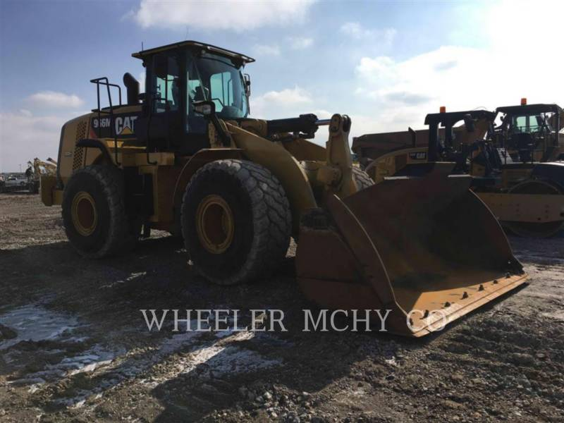 CATERPILLAR WHEEL LOADERS/INTEGRATED TOOLCARRIERS 966M QC equipment  photo 2
