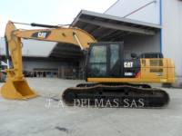 Equipment photo CATERPILLAR 330D2L KETTEN-HYDRAULIKBAGGER 1