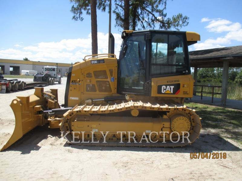 CATERPILLAR TRACTORES DE CADENAS D 5 K2 LGP equipment  photo 2