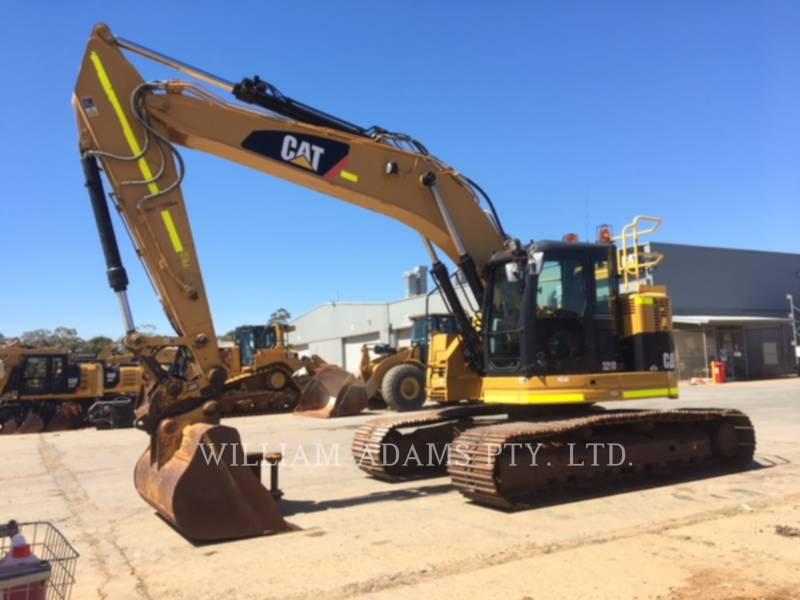 CATERPILLAR 鉱業用ショベル/油圧ショベル 321D LCR equipment  photo 1