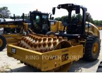 Equipment photo CATERPILLAR CP54B COMPACTEURS TANDEMS VIBRANTS 1