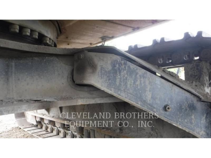 CATERPILLAR TRACK EXCAVATORS 374FL equipment  photo 11